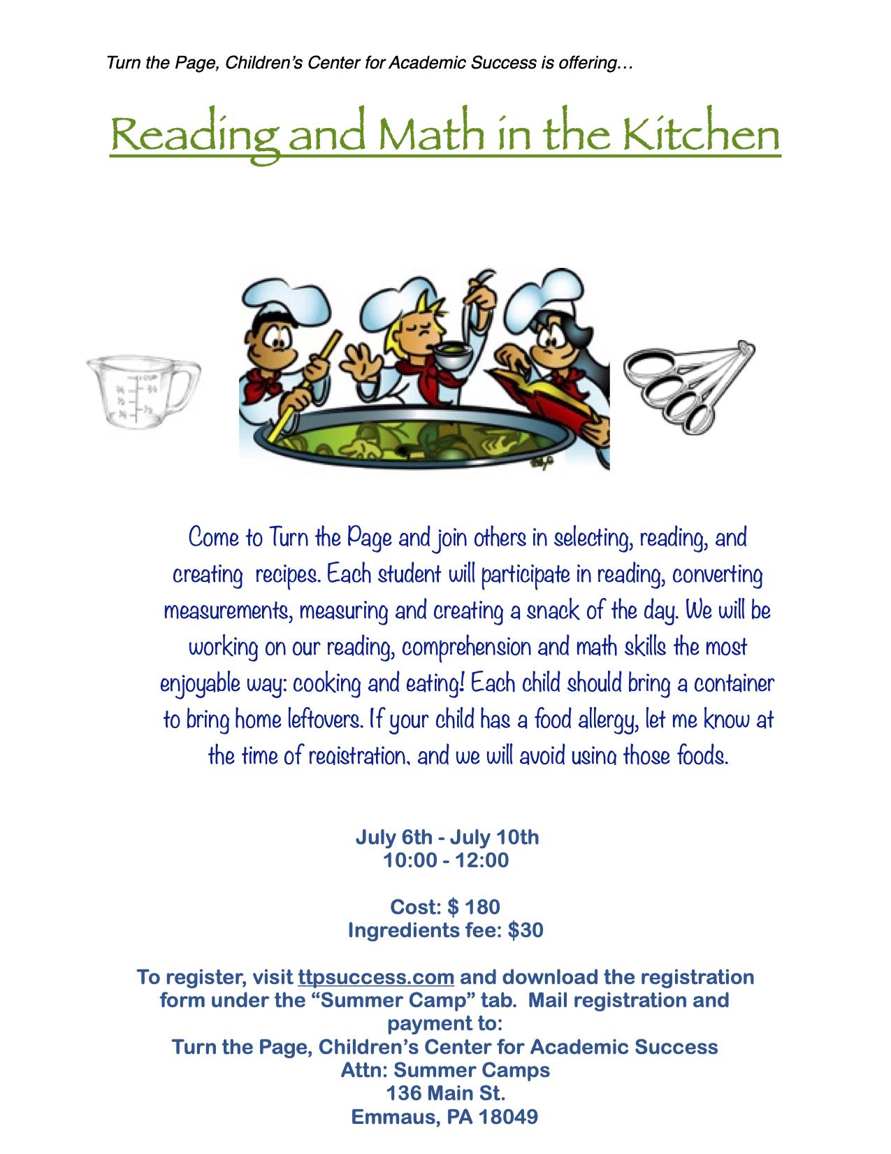 Camp & Activities 1